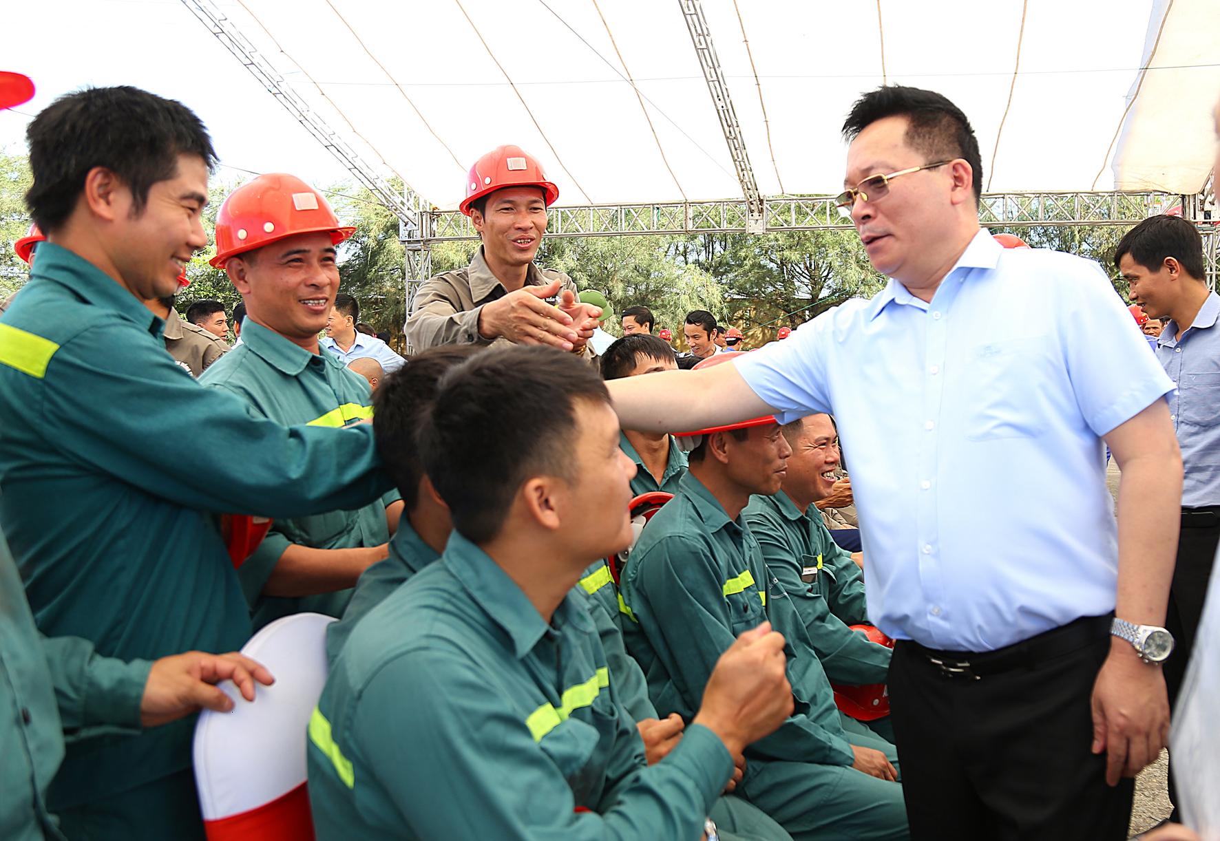 Tự hào những chiến sĩ CCM (2)