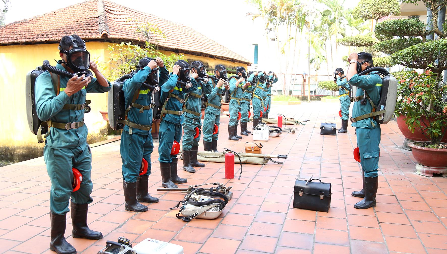 Tự hào những chiến sĩ CCM (1)
