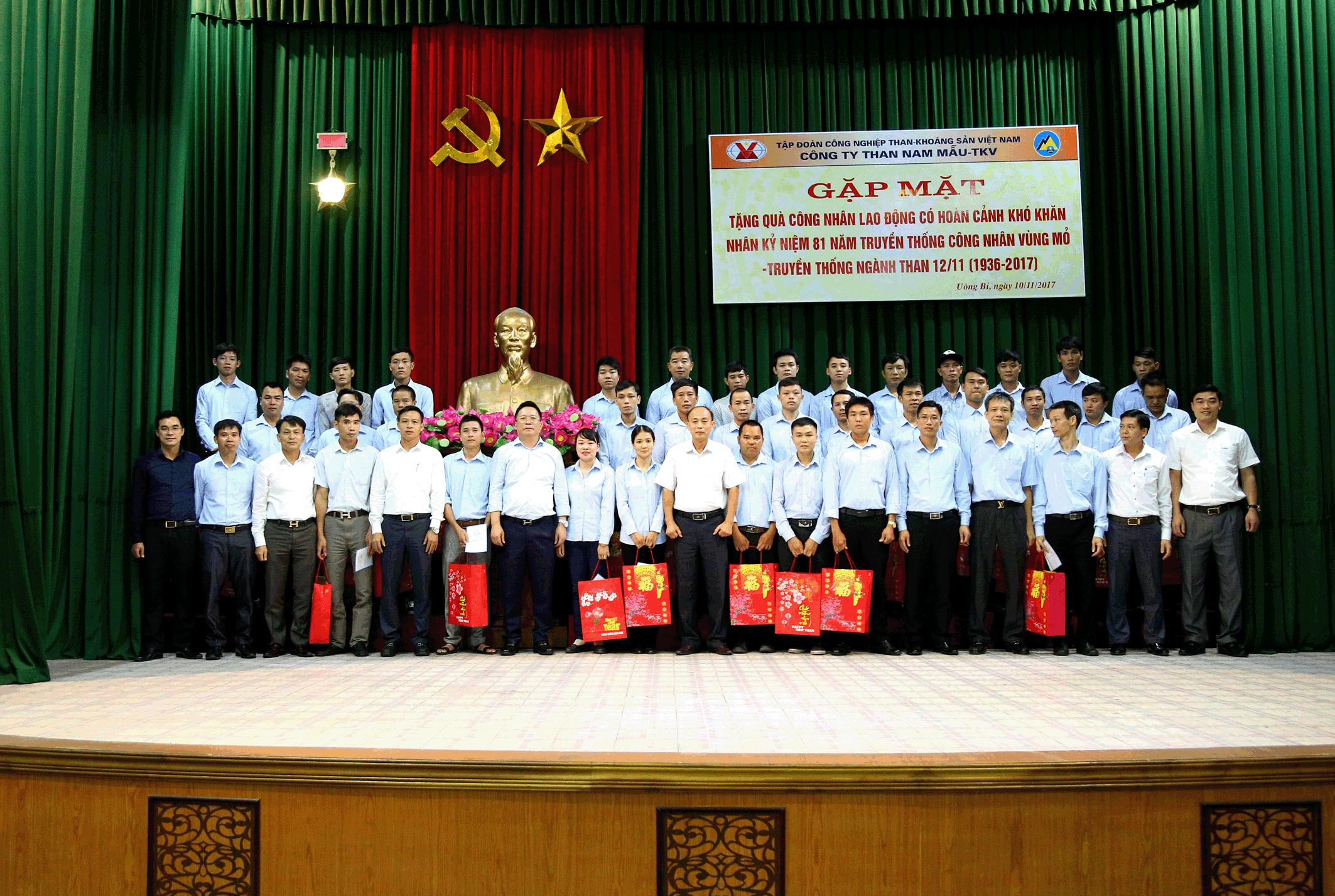 Các hoạt động nhân kỷ niệm 81 năm Truyền thống công nhân vùng mỏ Truyền thống ngành Than của Than N (6)