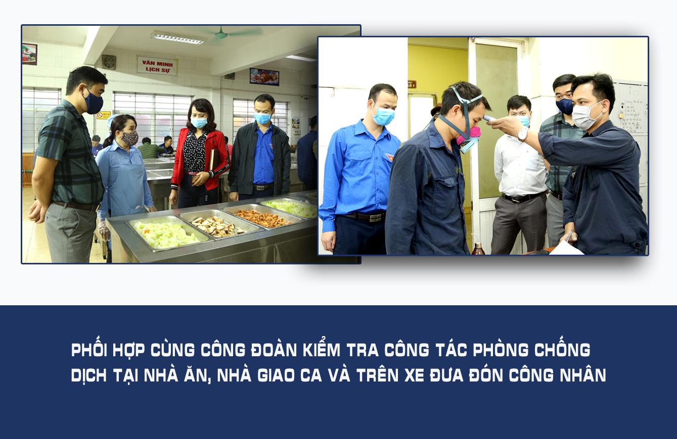Đoàn TN đồng hành cùng chuyên môn trên mọi hoạt động