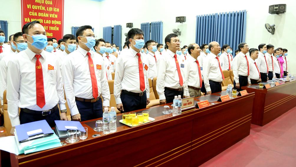 Than Nam Mẫu tổ chức thành công Đại hội Đảng bộ Công ty lần thứ VI, nhiệm kỳ 2020-2025 (2)