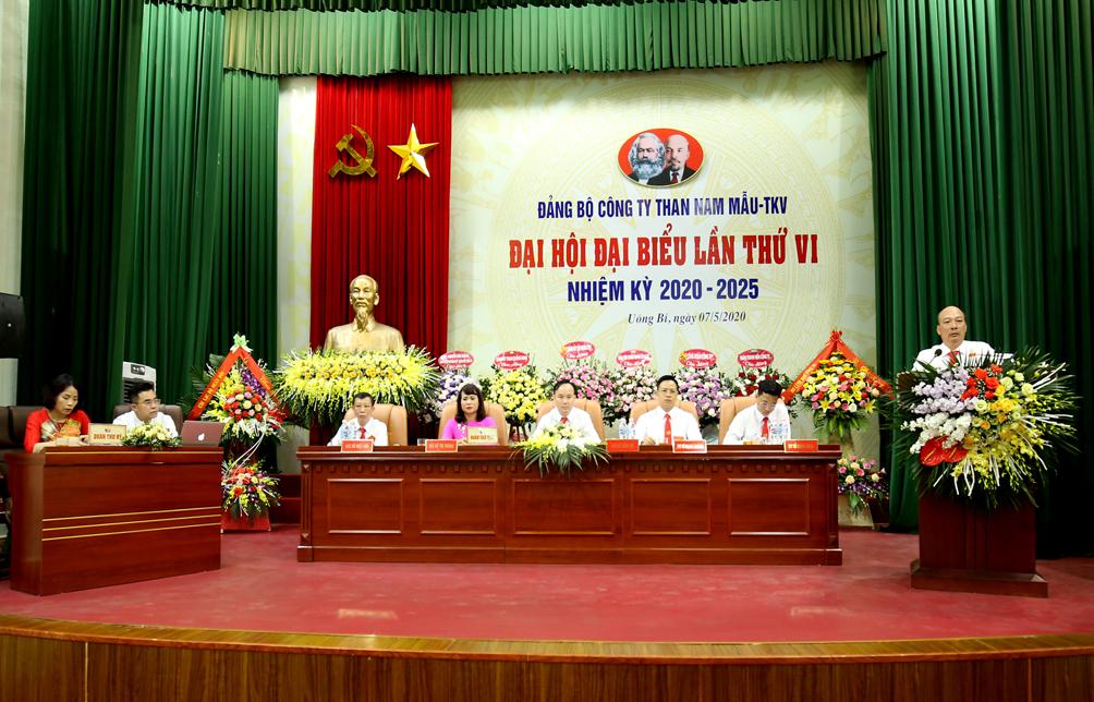 Than Nam Mẫu tổ chức thành công Đại hội Đảng bộ Công ty lần thứ VI, nhiệm kỳ 2020-2025 (9)