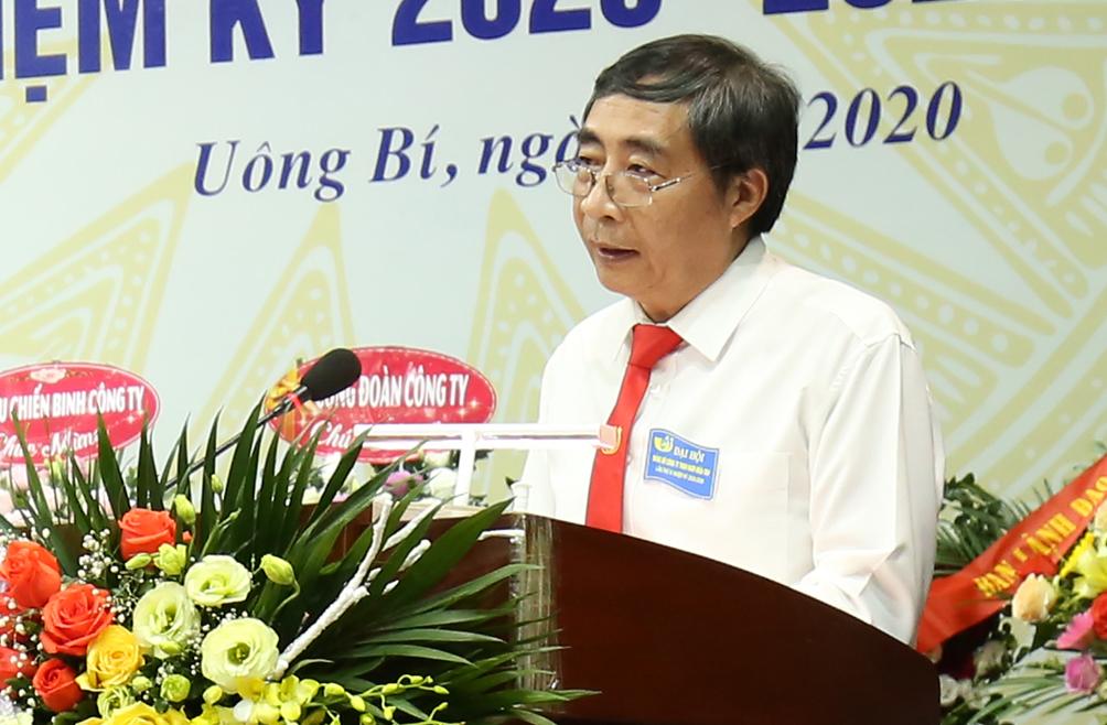 Than Nam Mẫu tổ chức thành công Đại hội Đảng bộ Công ty lần thứ VI, nhiệm kỳ 2020-2025 (11)