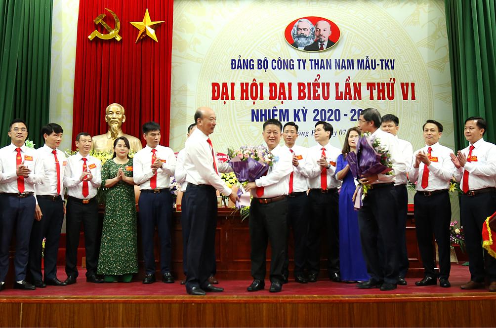Than Nam Mẫu tổ chức thành công Đại hội Đảng bộ Công ty lần thứ VI, nhiệm kỳ 2020-2025 (12)