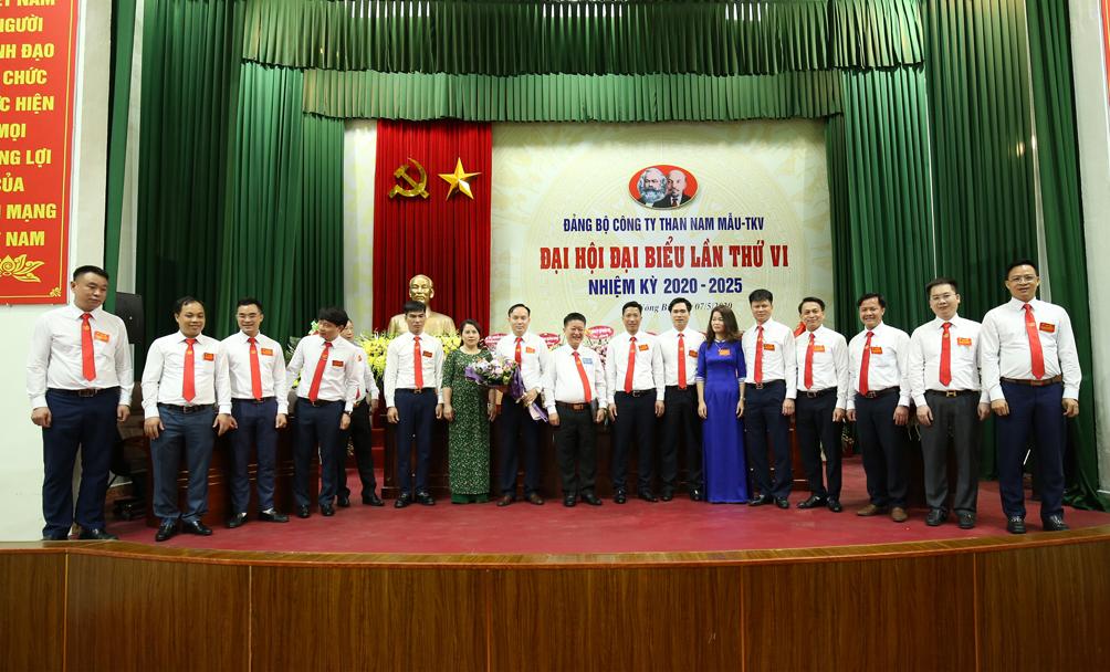 Than Nam Mẫu tổ chức thành công Đại hội Đảng bộ Công ty lần thứ VI, nhiệm kỳ 2020-2025 (14)