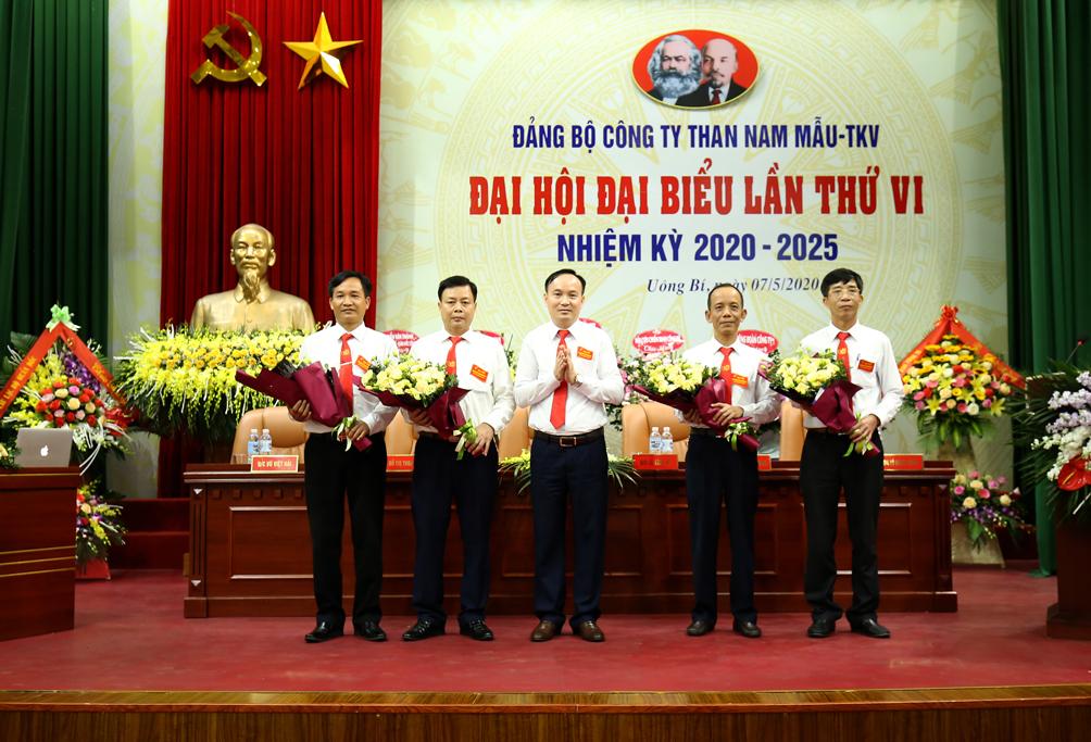 Than Nam Mẫu tổ chức thành công Đại hội Đảng bộ Công ty lần thứ VI, nhiệm kỳ 2020-2025 (13)