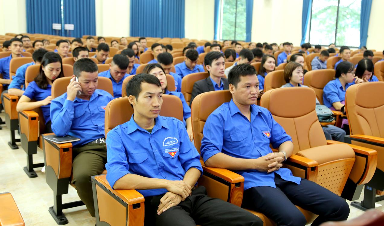 Đoàn Than Quảng Ninh tổ chức tập huấn nghiệp vụ cho cán bộ Đoàn cơ sở năm 2020 (5)