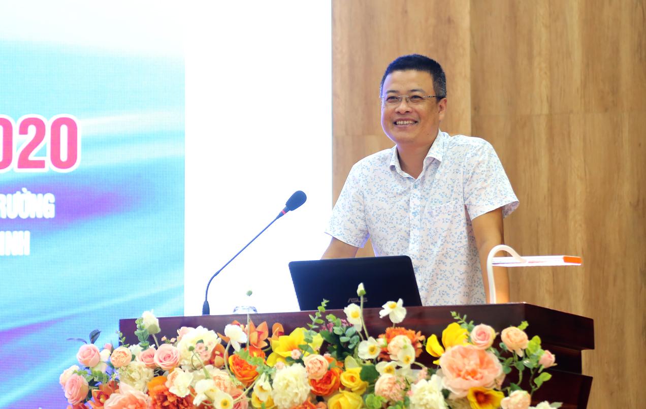 Đoàn Than Quảng Ninh tổ chức tập huấn nghiệp vụ cho cán bộ Đoàn cơ sở năm 2020 (3)