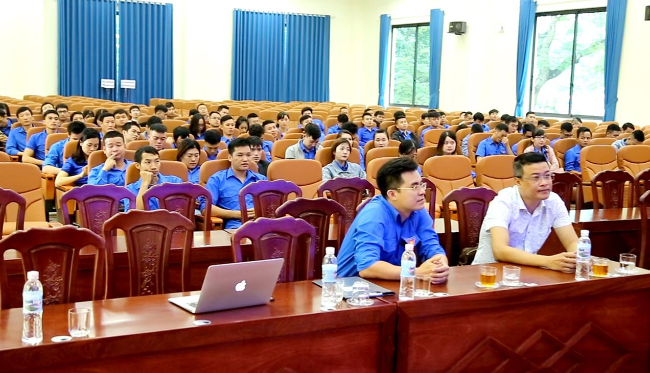 Đoàn Than Quảng Ninh tổ chức tập huấn nghiệp vụ cho cán bộ Đoàn cơ sở năm 2020 (4)