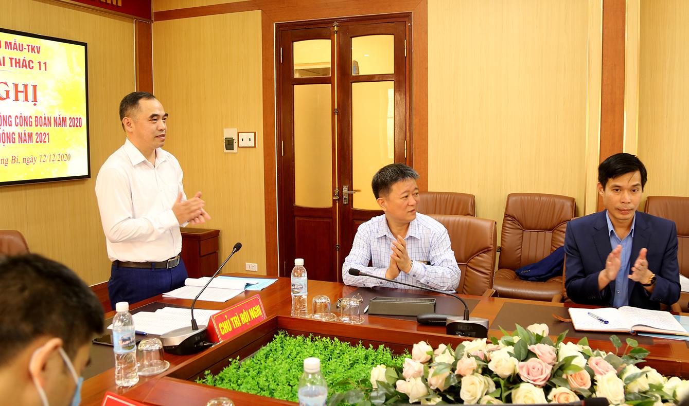 Thực hiện Kế hoạch liên tịch giữa Giám đốc và Công đoàn Công ty, đến ngày 15/12/2020, Công ty Than N (14)